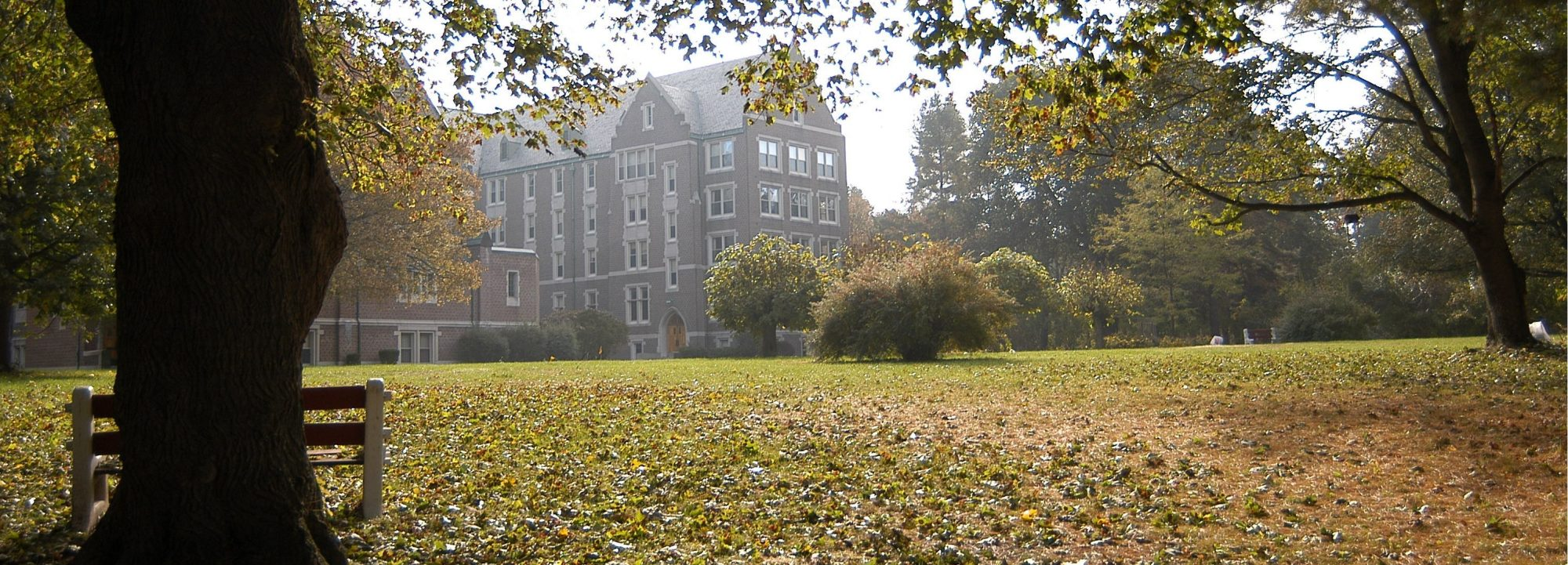 Nazareth College in Fall