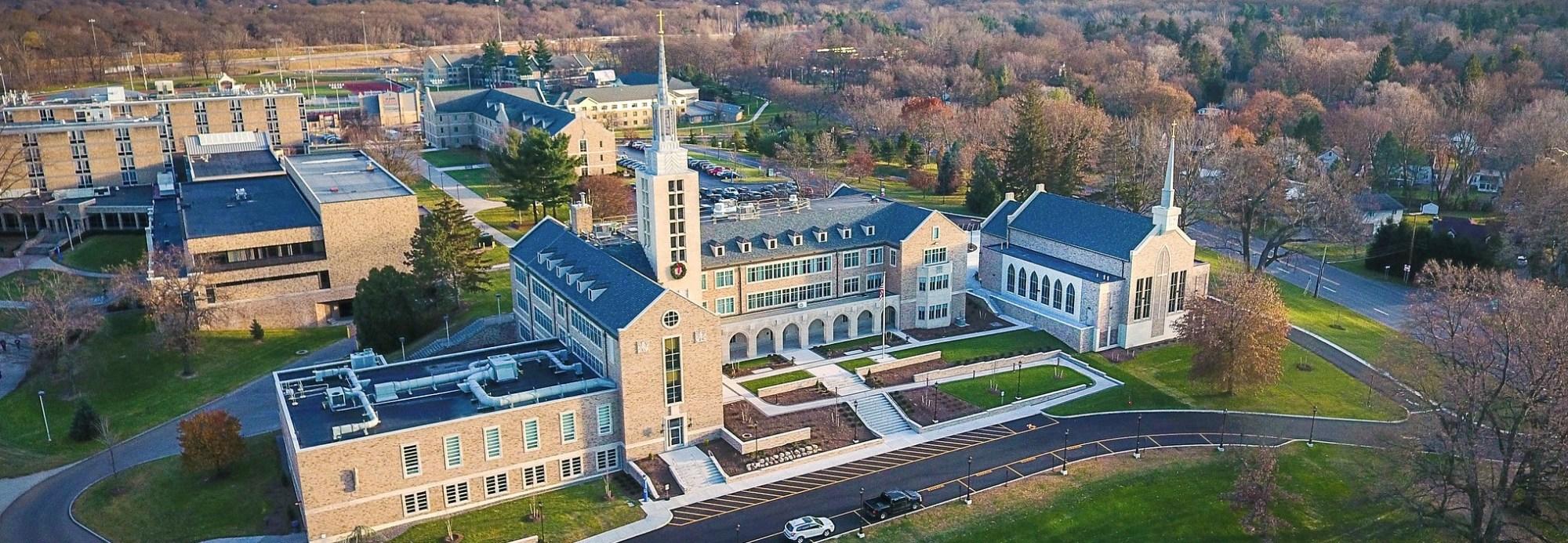 St John Fisher College, Kearney Hall